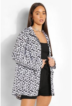 Black Heart Print Mac