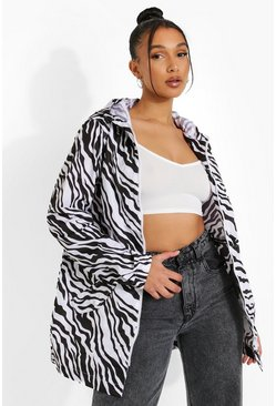 Black Zebra Print Mac