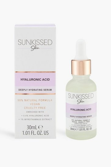 Purple Sunkissed Skin Hyaluronic Acid Serum