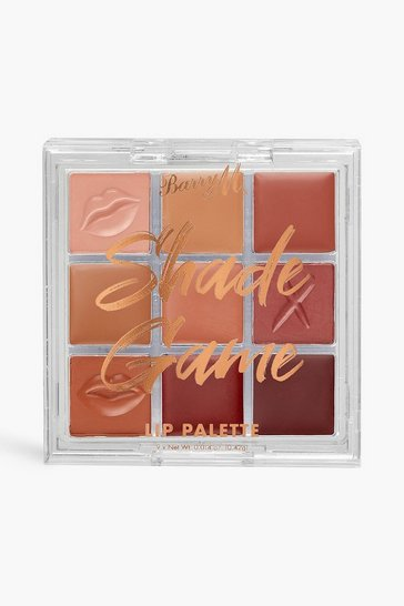 Multi Barry M Shade Game Lip Palette