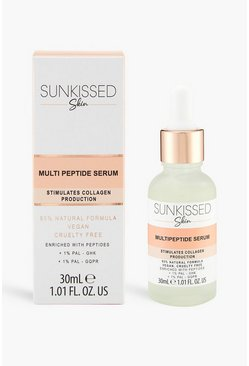 Sunkissed Skin Multi Peptide Serum, Orange