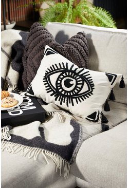 Nude Ashram Eye Cushion With Tassels