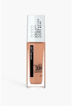 Fawn beige Maybelline Superstay Full Cov Foundation 40