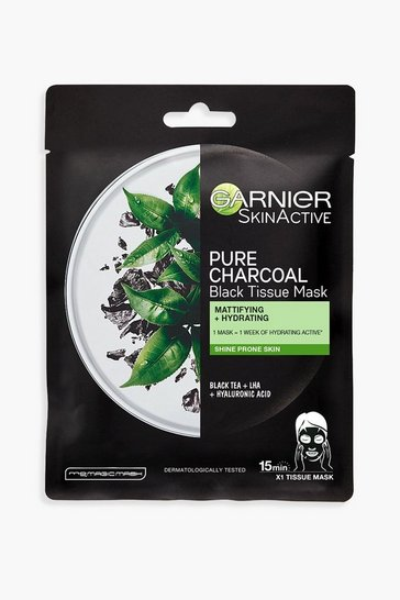 Clear Garnier Charcoal And Black Tea Purifying