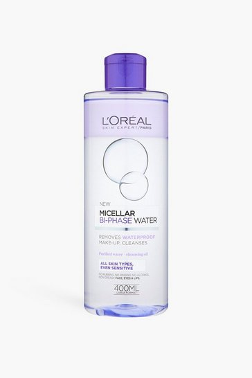 Clear L'oreal Paris Bi-phase Micellar Water