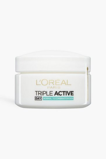White L'oreal Paris Moisturiser - Combination Skin