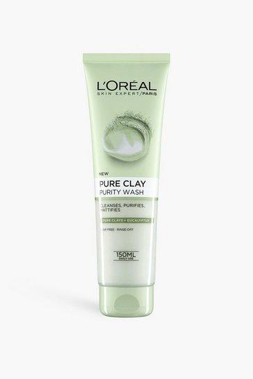 Clear L'oreal Paris Eucalyptus Purity Face Wash