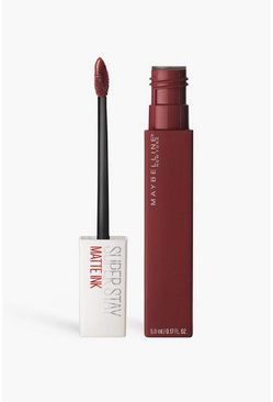 Maybelline Superstay Matte Liquid Lipstick 50, Red rot