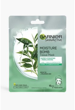 Garnier Moisture Bomb Green Tea Face Mask