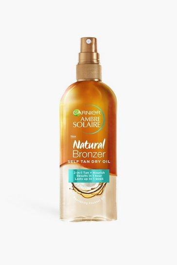 Clear Ambre Solaire Natural Bronzer Self Tan Oil