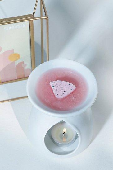 Pink Sassy Wax Melt Snow Pixi