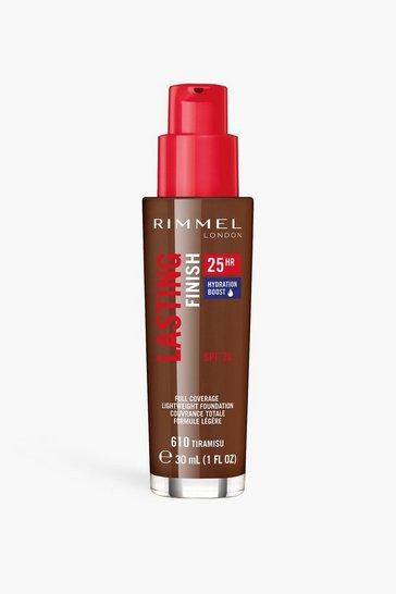 Nude Rimmel Lasting Finish Foundation - Tiramisu