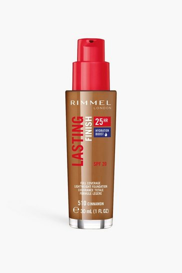 Nude Rimmel Lasting Finish Foundation - Cinnamon