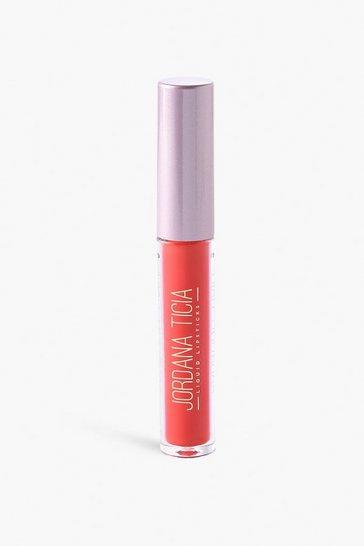 Red Jordana Ticia Liquid Lipstick - Paint Town