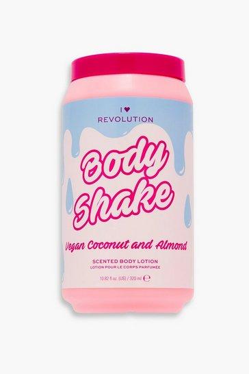 Pink I Heart Revolution Shower Milkshake Vegan