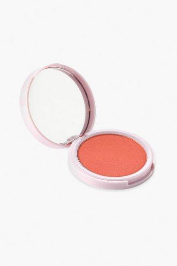Coral pink Jordana Ticia Blusher - Fruit Punch