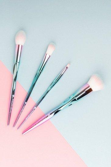 Pink Brushworks Hd Complete Face Set