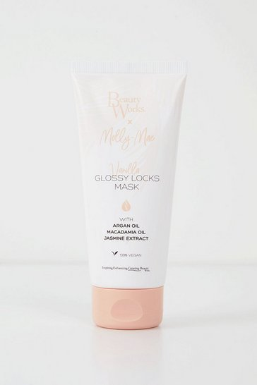 White Beauty Works X Molly Mae Gloss Locks Mask