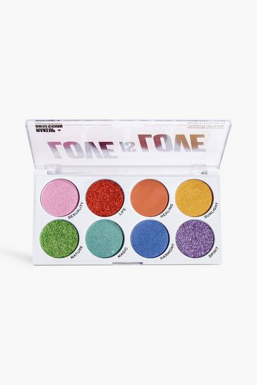 Multi Makeup Obsession X Pride Eyeshadow Palette