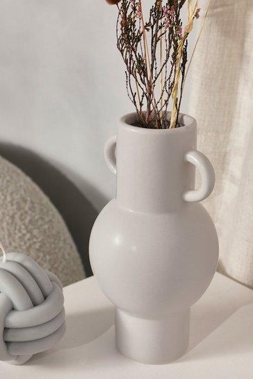 Totem Grey Large Vase