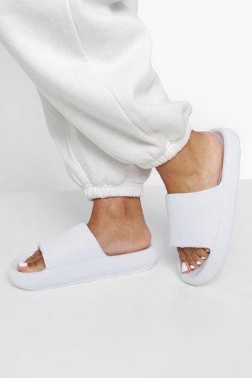 White Chunky Sliders