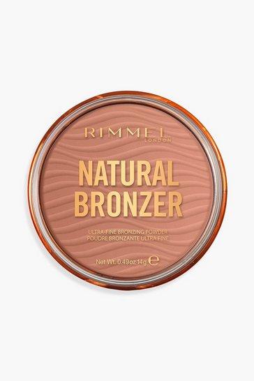 Bronze metallic Rimmel Natural Bronzer Sunlight