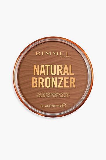 Bronze metallic Rimmel Natural Bronzer Sunset