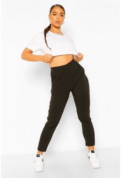 Black Stretch Skinny Trouser
