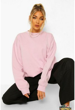 Oversized Sweat, Lilac morado
