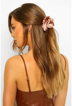 Camel B Super Soft Scrunchie