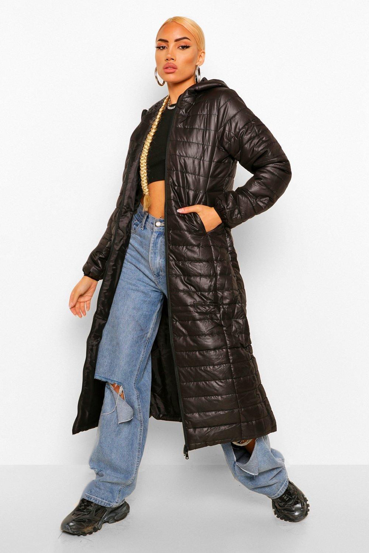 COATS & JACKETS Maxi Puffer Coat