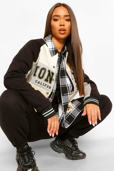 Black Honey Varsity Jacket