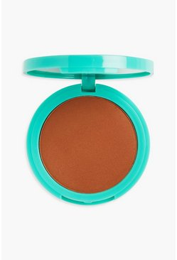 Bronze metallic I Heart Revolution Coffee Bronzer Cappuccino