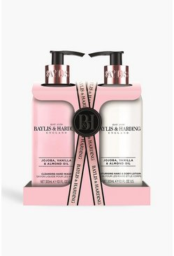 Baylis And Harding Jojoba Vanilla Bottle Set, Multi