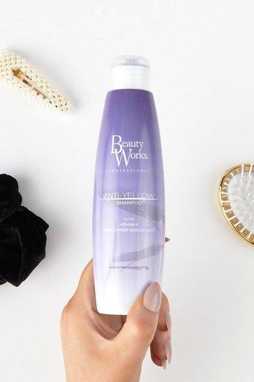 Clear Beauty Works Anti Yellow Shampoo 200ml