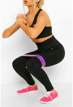 Lilac purple Booty Shaping Resistance Band