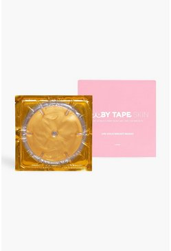Booby Tape Skin 24K Gold Breast Masks