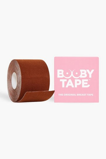 Booby Tape Brown 5m Roll
