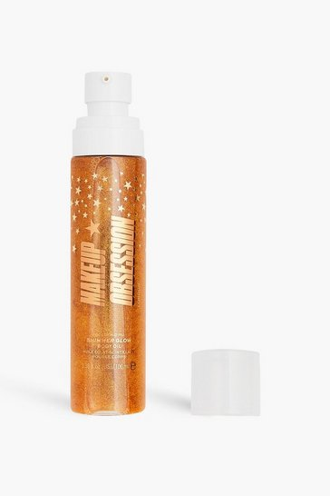 Multi Makeup Obsession Shimmer Body Oil Golden Girl