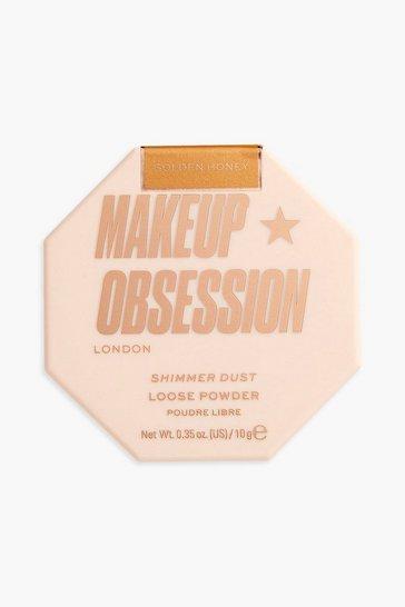 Multi Makeup Obsession Shimmer Dust Golden Honey