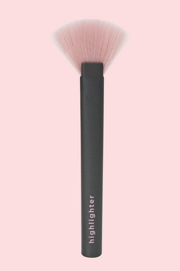 Black Real Techniques Easy As 123 Highlighter Brush