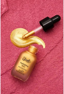 Gold metallic Sleek Highlighting Elixir - Drippin