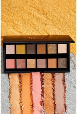 Natural beige Sleek Idivine Eyeshadow Palette Level Up