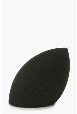 Black Glitter Beauty Sponge