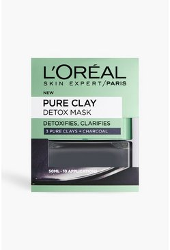 Multi L'Oreal Paris Pure Clay Detox And Clarifying