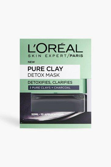 Multi L'Oreal Paris Pure Clay Detox And Clarifying
