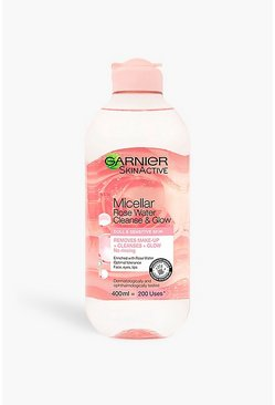 Multi Garnier Micellar Rose Water Cleanse And Glow