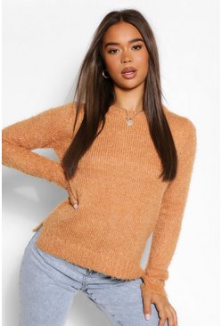 Fudge Fluffy Knit Jumper
