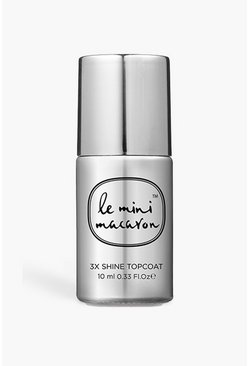 Clear Le Mini Macaron Gel Shine Top Coat