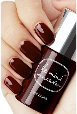 Wine Le Mini Macaron Chocolate Cherry Gel Polish